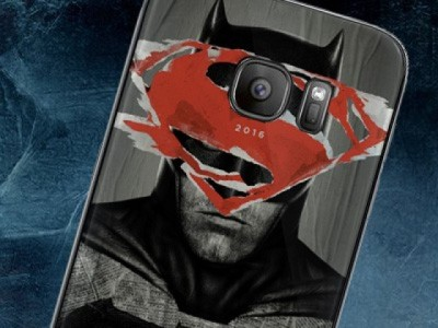 Samsung Galaxy S7 Edge может выйти в версии Batman vs Superman